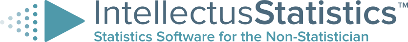 Intellectus Statistics Logo